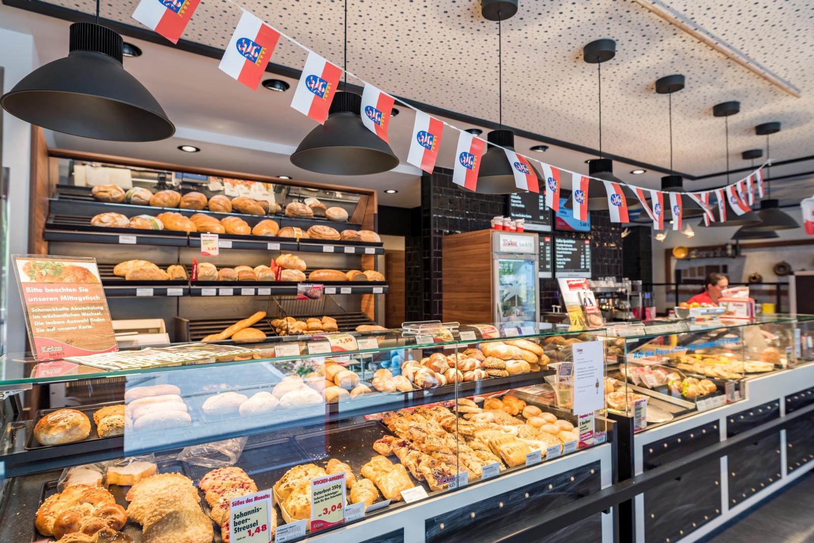 Großbäckerei Keim by Hennig & Maier Reutlingen