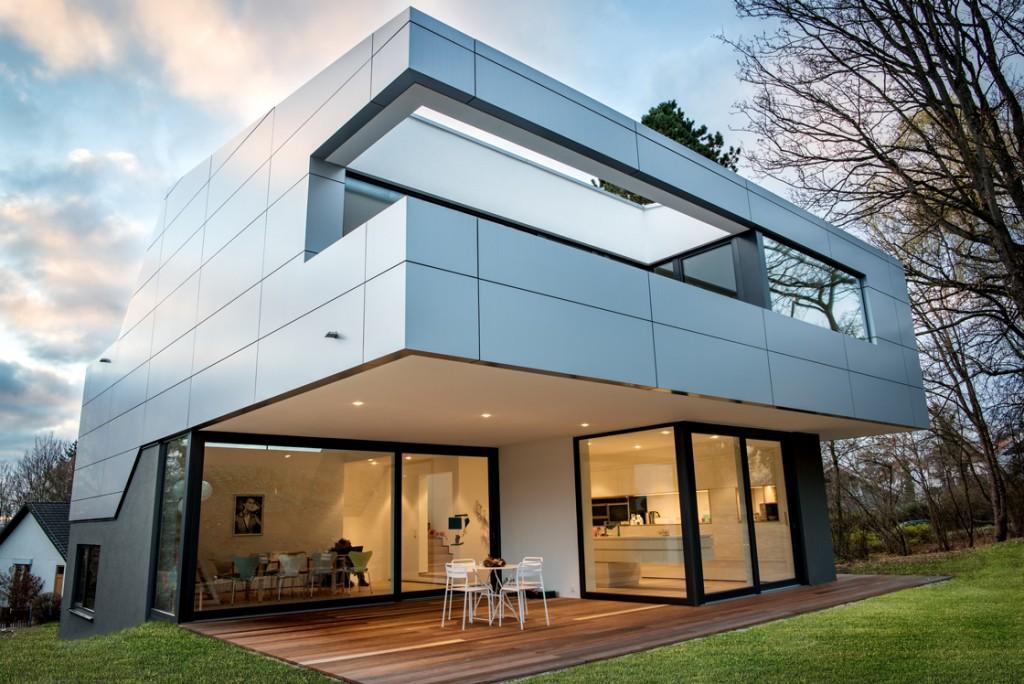 Exklusiver Wohnbau mit Elektroinstallation und Beleuchtungstechnik von Hennig & Maier Elektrotechnik Reutlingen