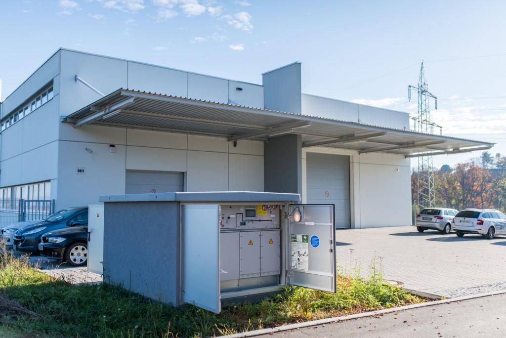 Elektrotechnik, Beleuchtungstechnik Insustrieanlage von Hennig & Maier
